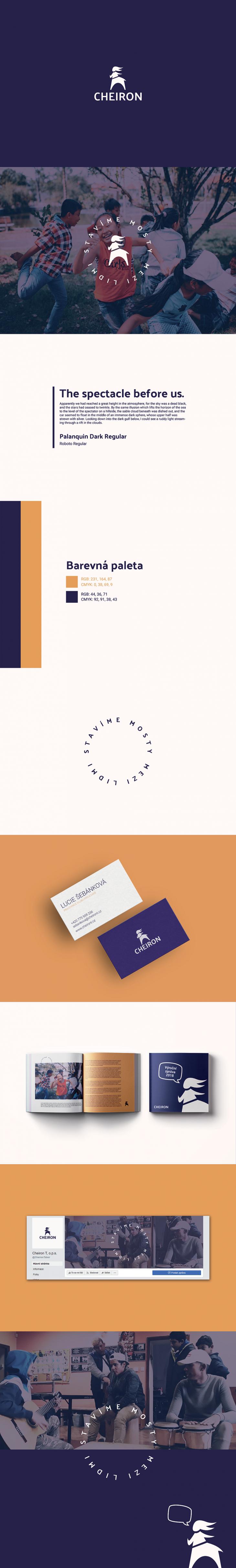 Projekt: Logo a základní vizuál