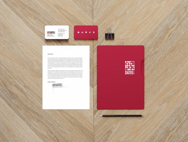 Projekt: Logo a základní viuál