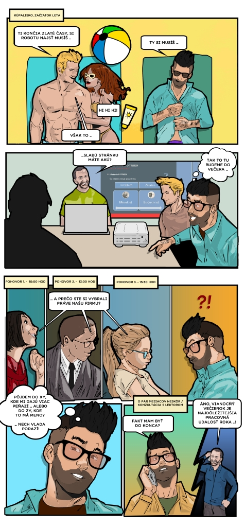 Projekt: Komiks 3