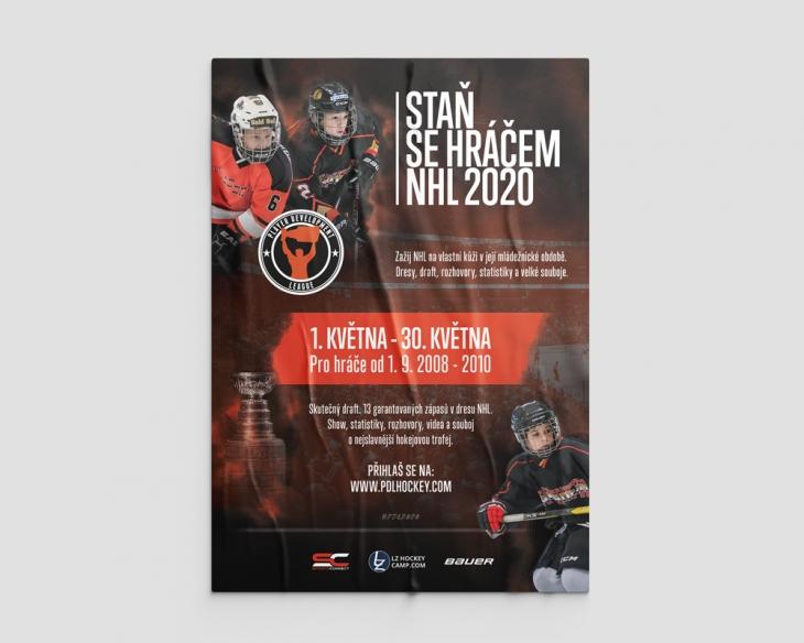 Projekt: Dětské hokejové turnaje