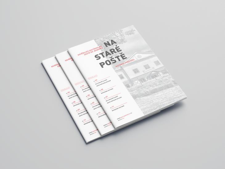 Projekt: Historická brožura