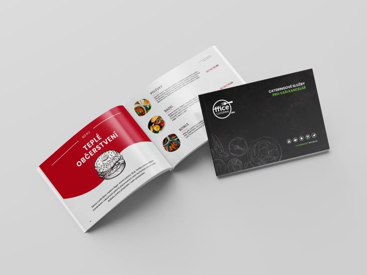 Projekt: Cateringový Katalog