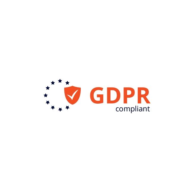 Projekt: GDPR logo