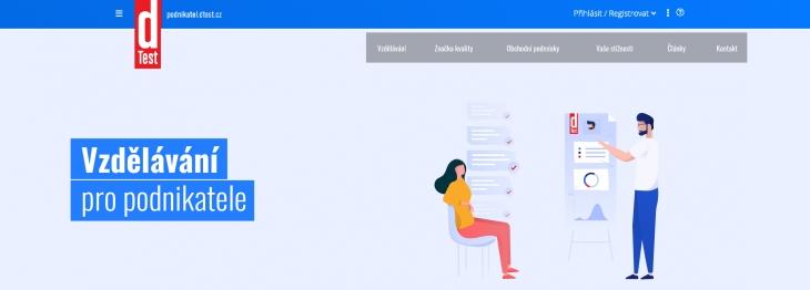 Projekt: Web ilustrace