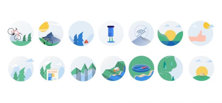 Projekt: Ilustrace ikon