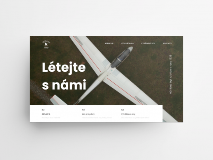 Projekt: Aeroklub