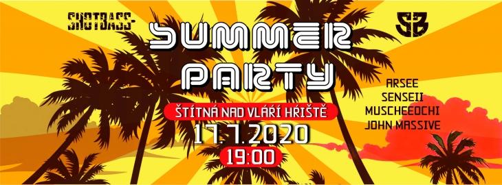 Projekt: Summer party
