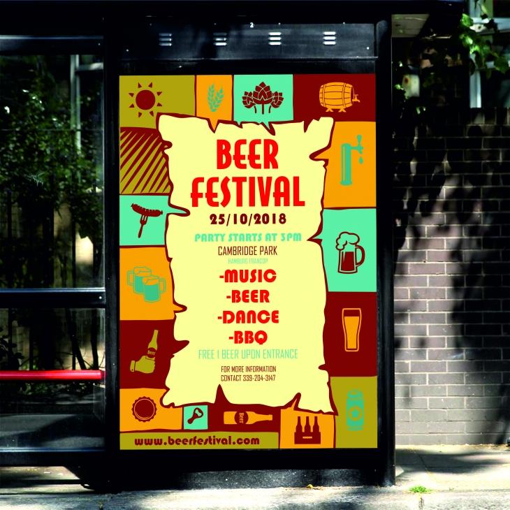 Projekt: Beer festival