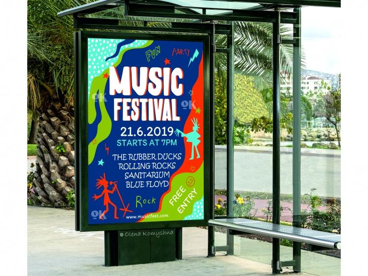 Projekt: Music festival