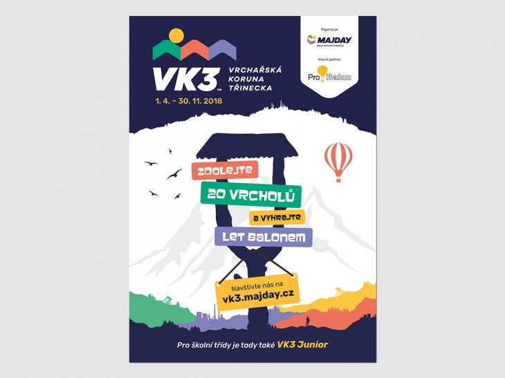 Projekt: Propagační plakát na VK3