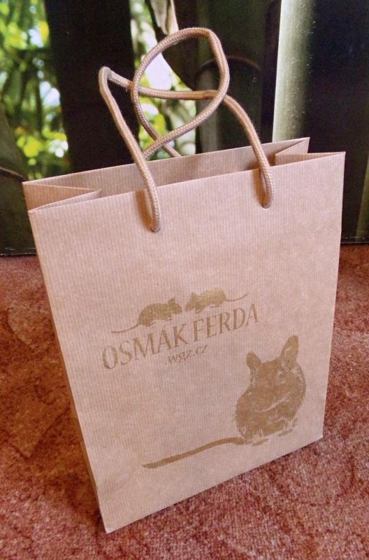 Projekt: taška