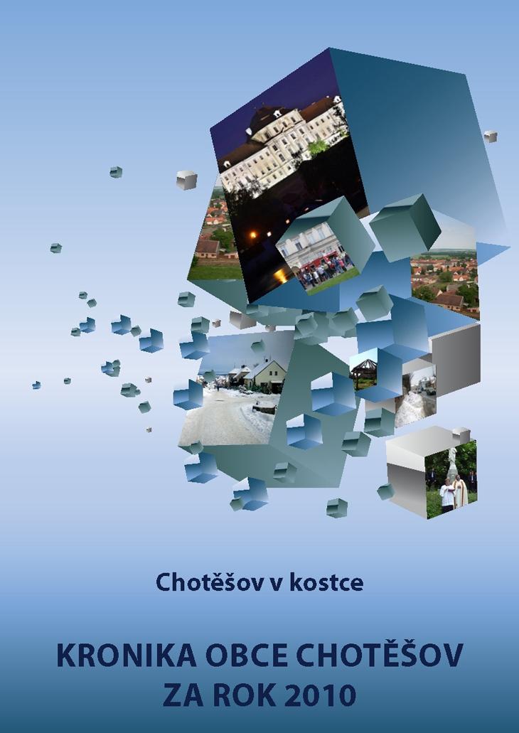 Projekt: Kronika obce Chotěšov