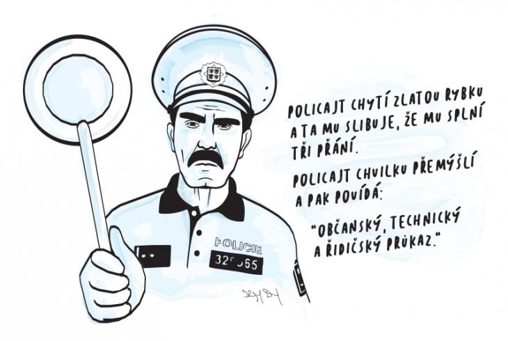 Projekt: Ilustrace do magazínu
