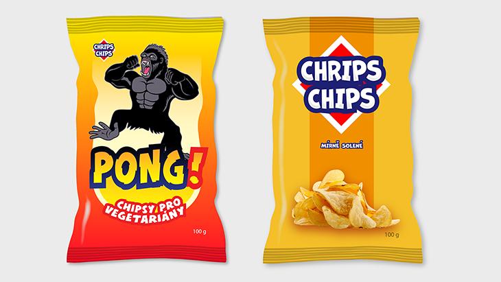 Projekt: Obaly pro chipsy