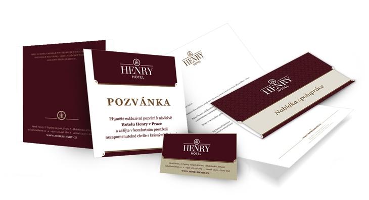 Projekt: Hotel Henry