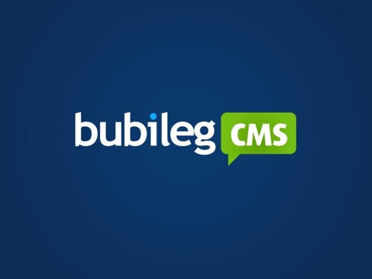 Projekt: BubilegCMS