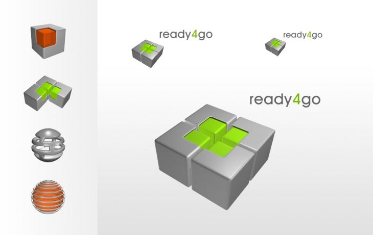 Projekt: 3D logo