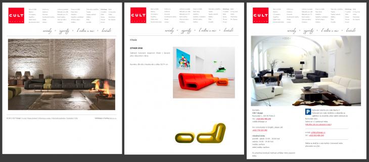 Projekt: Cult Design