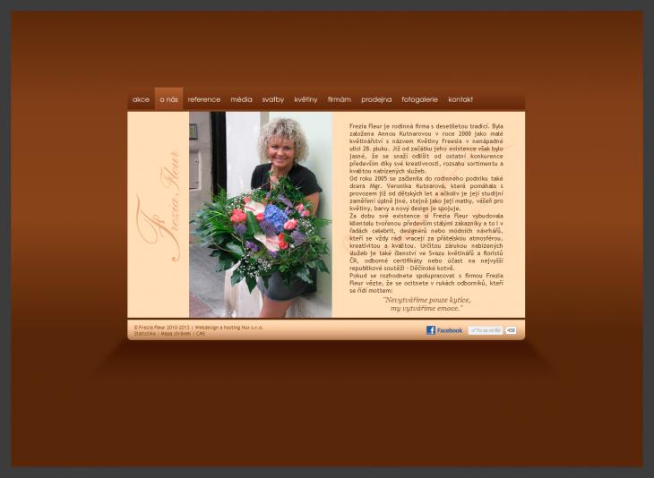 Projekt: Frezia Fleur