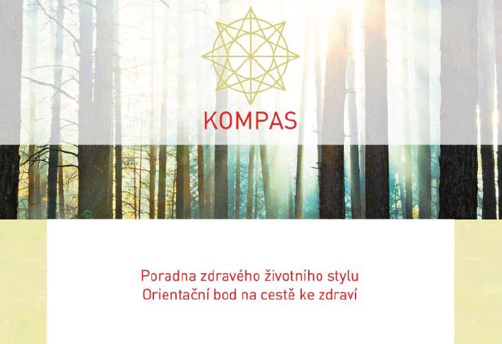 Projekt: Logo a grafika pro Kompas
