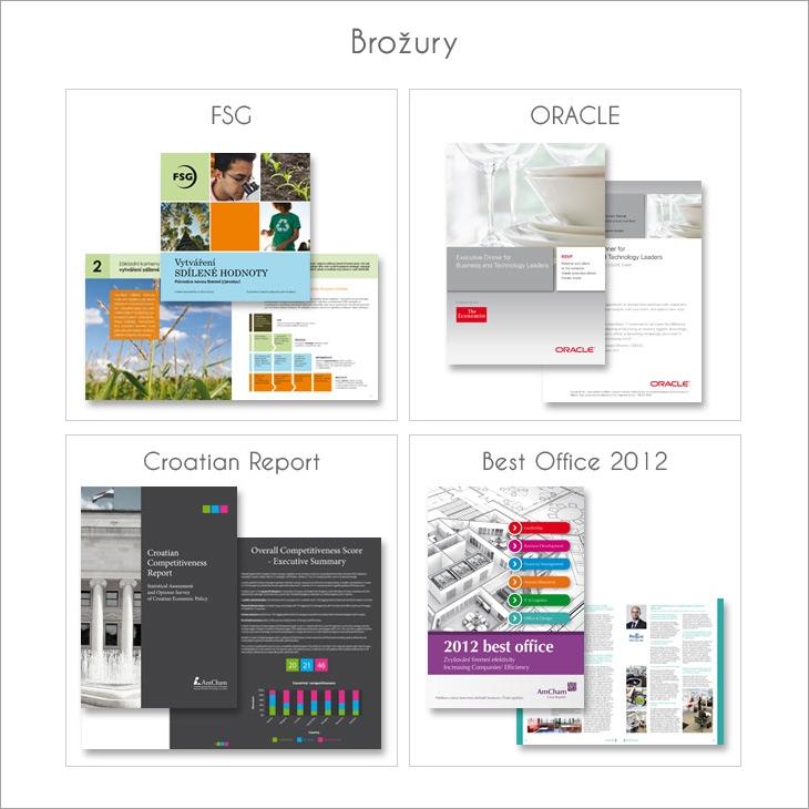 Projekt: Brožury