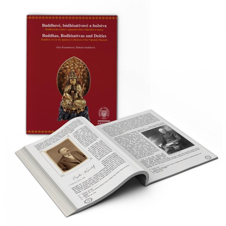 Projekt: kniha Budhové