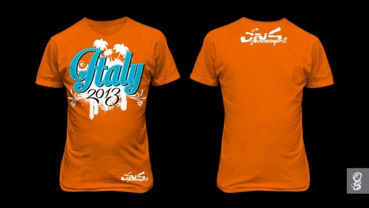 Projekt: JNS Italy
