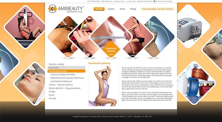 Projekt: AMIBEAUTY