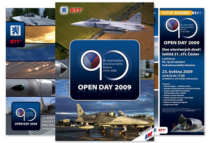 Projekt: OPEN DAY 2009