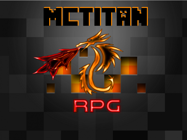 Projekt: MCTitan RPG logo