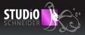Logo Iva Schneiderová - Grafické studio SCHNEIDER